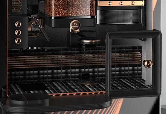 自助胶囊咖啡机